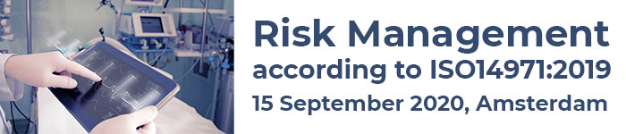 Risk Management according to 14971:2019